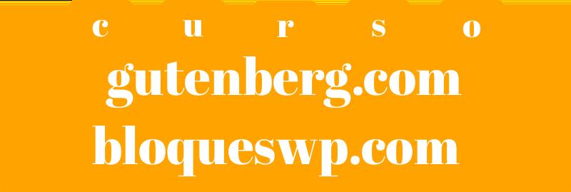 logo-curso-gutenberg-naranja